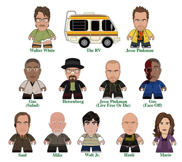 "Breaking Bad: The Heisenberg 3"" Collection"