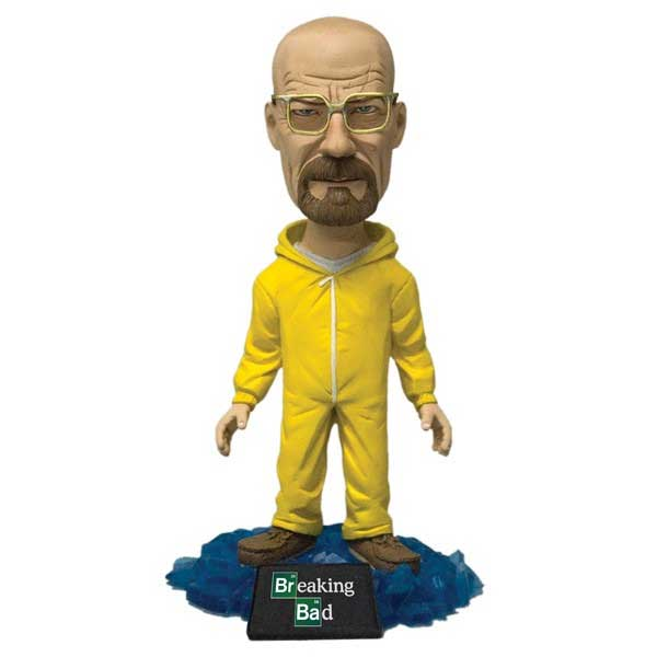 "Breaking Bad: Walter White (6"" Bobblehead)"