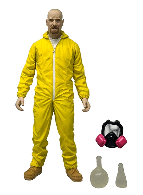 "Breaking Bad: Walter White (6"" Figure)"