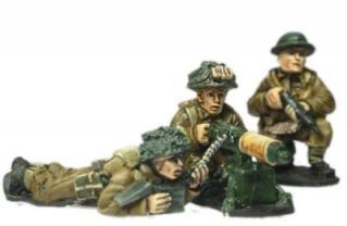 Bolt Action: British: Vickers MMG Team