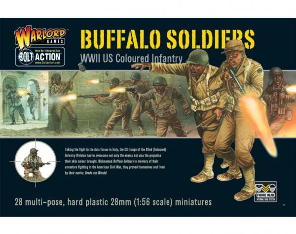 Bolt Action: USA: Buffalo Soldiers