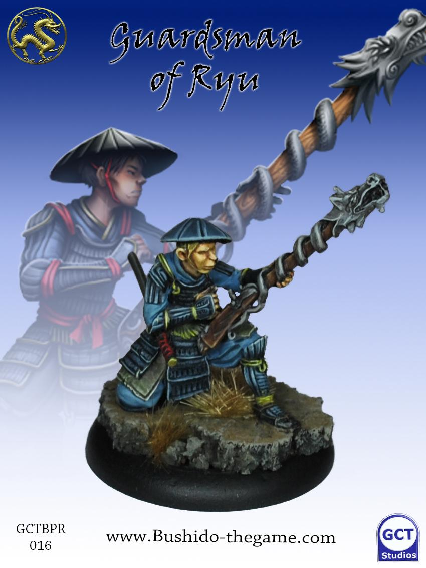 Bushido: The Prefecture of Ryu: Guardsman of Ryu