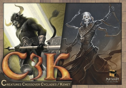 C3K: Creatures Crossover Cyclades/Kemet (SALE)
