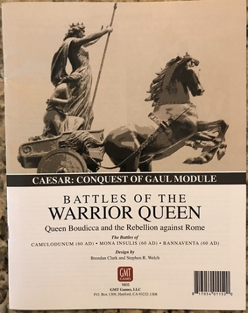 CAESAR: CONQUEST OF GAUL MODULE- BATTLES OF THE WARRIOR QUEEN