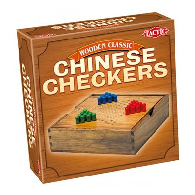 CHINESE CHECKERS [Wooden Classic] [Damaged]