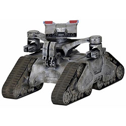 CINEMACHINES DIE CAST COLLECTIBLES SERIES 3: Terminator 2 Judgment Day-Hunter Killer Tank