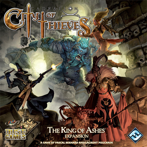 Cadwallon: City of Thieves – The King of Ashes [SALE]