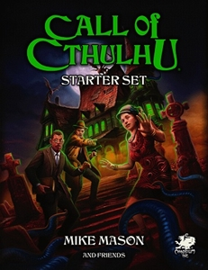 Call of Cthulhu (7th Edition): Starter Set [Damaged]