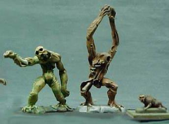 Call of Cthulhu Miniatures: Dimensional Shamblers