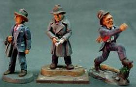 Call of Cthulhu Miniatures: Journalists