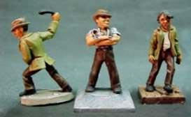 Call of Cthulhu Miniatures: Male Thugs