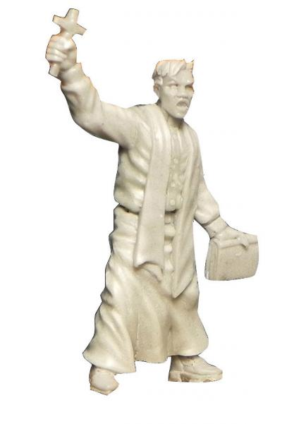 Call of Cthulhu Miniatures: Praying Priest
