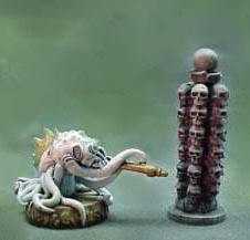 Call of Cthulhu Miniatures: Servitor of the Outer Gods