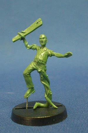 Call of Cthulhu Miniatures: Tentacle Man