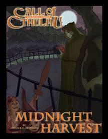 Call of Cthulhu (RPG): Midnight Harvest