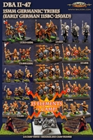 Cama Scenics: 15mm Ancients: DBA 3.0 Early German Army