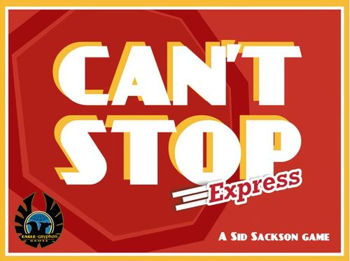 Cant Stop! Express