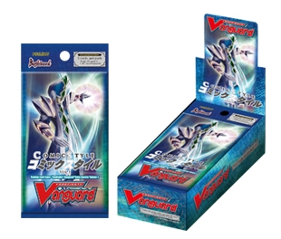 Cardfight Vanguard: Comic Style Vol. 1 -Booster Box (SALE)