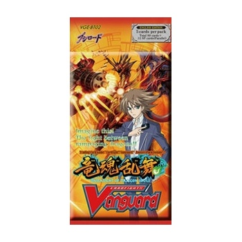 Cardfight Vanguard: Onslaught of the Dragon Souls Booster Pack