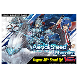 Cardfight Vanguard: V BT05 Aerial Steed Liberation - Booster Box [SALE]