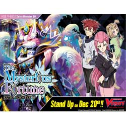 Cardfight Vanguard V: The Mysterious Fortune Extra Booster 10 – Booster Pack