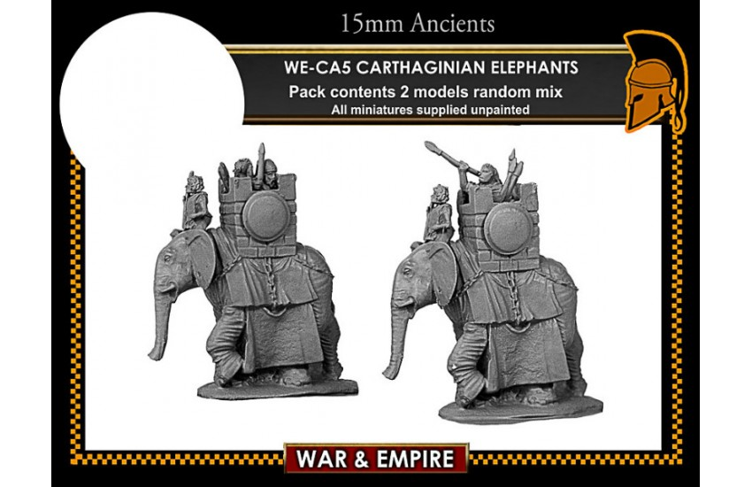 Carthage: Carthaginian Elephants