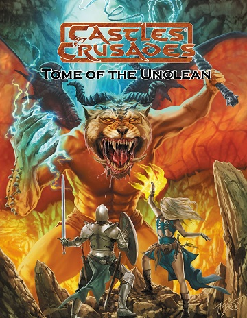 Castle And Crusaders: Tome of the Unclean