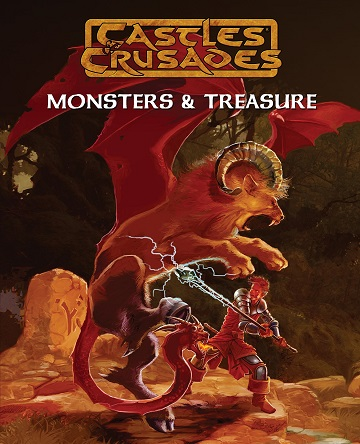 Castles & Crusades: Monsters & Treasure (HC)
