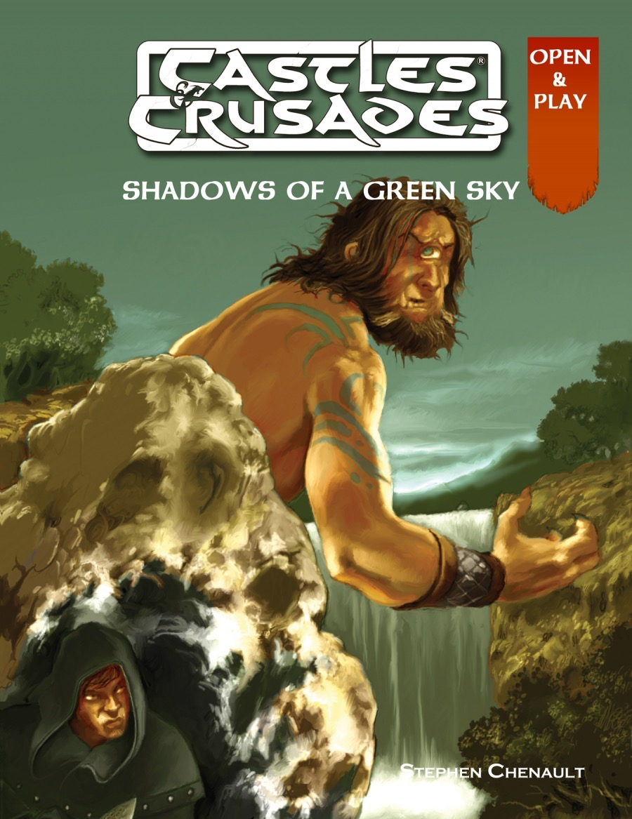 Castles & Crusades: Shadows Of A Green Sky