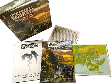 Castles and Crusades: In the Shadow of Aufstrag Box Set