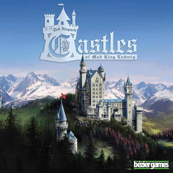 Castles of Mad King Ludwig [Damaged]