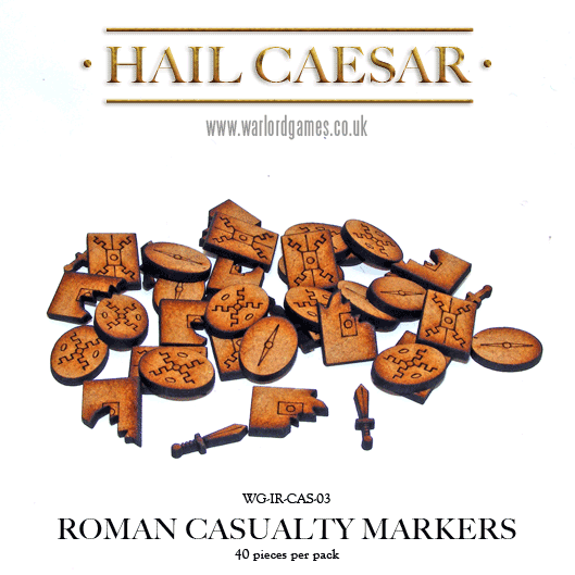 Hail Caesar: Imperial Romans: Casualty Markers