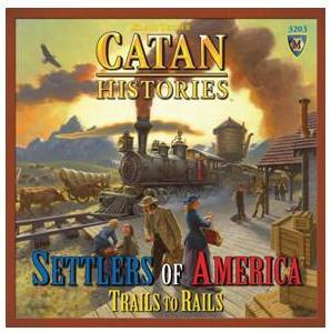 Catan Histories: Settlers of America [Damaged]