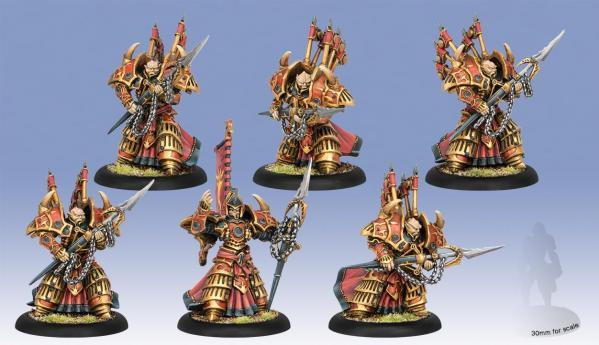 Hordes: Skorne (74070): Cataphract Arcuarii Unit [SALE]