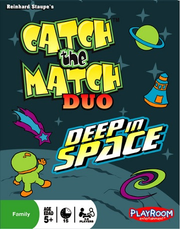 Catch the Match Duo -Deep In Space