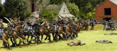 Perry: 28mm American Civil War: Cavalry Miniatures