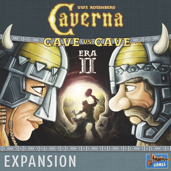 Caverna Cave vs Cave: Era II- The Iron Age