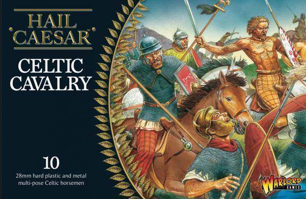 Hail Caesar: Celts: Celt Cavalry