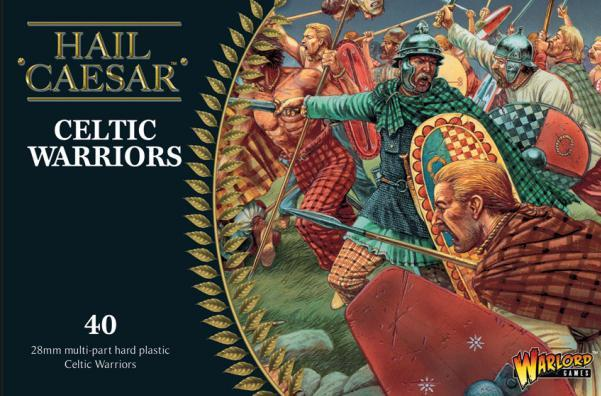Hail Caesar: Celts: Celtic Warriors (40)