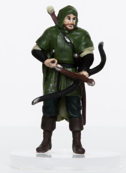 Characters of Adventure- Fantasy: Male Human Ranger