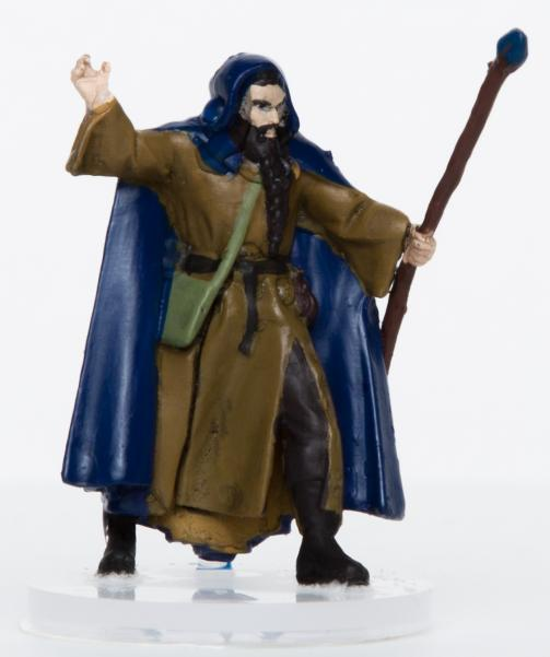 Characters of Adventure- Fantasy: Male Human Wizard