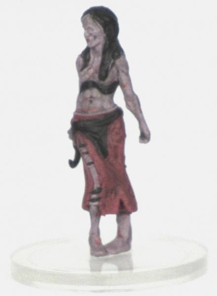 Characters of Adventure- Zombies: Zombie Female Human Butcher