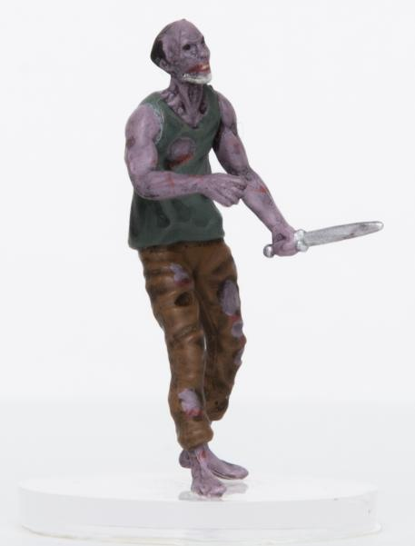 Characters of Adventure- Zombies: Zombie Male Human Slasher