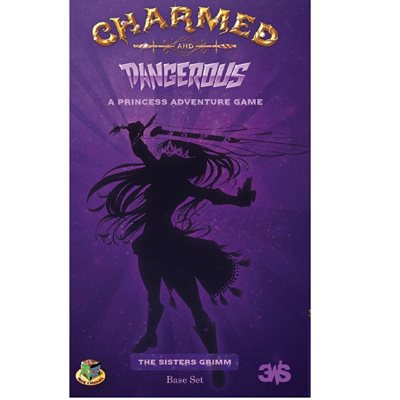 Charmed & Dangerous: The Sisters Grimm [Damaged]