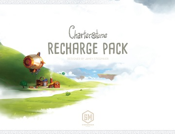 Charterstone: Recharge Pack [Damaged]