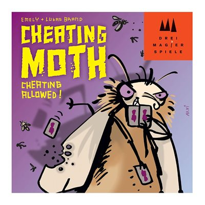 Cheating Moth [Damaged]