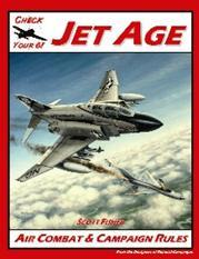 Check Your 6!: Jet Age Air Combat & Campaign Rules