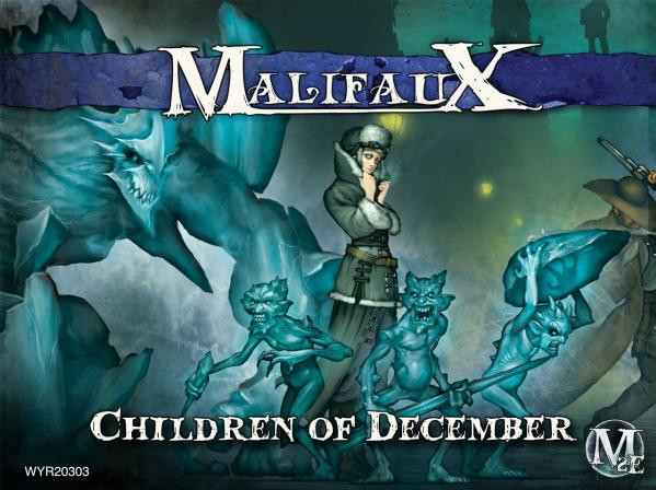 Malifaux: Arcanists: Children of December