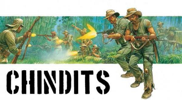 Bolt Action: Chindits: Boxed Set