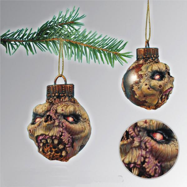 Scibor Monstrous Miniatures: Christmas Monster Bulb